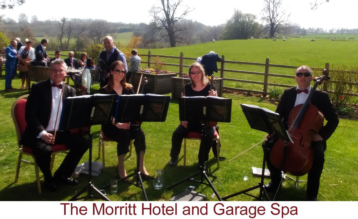 North East Soiree String Quartet_TheMorritt