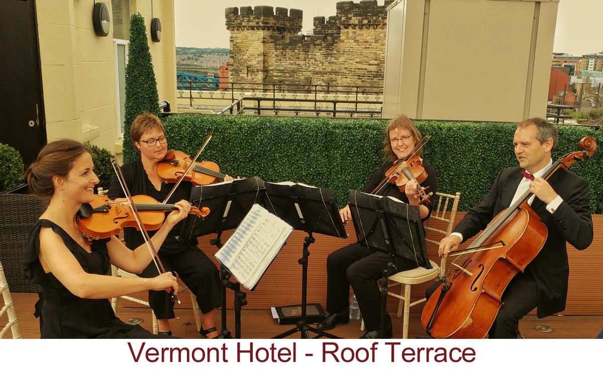 North East Soiree String Quartet_Vermont