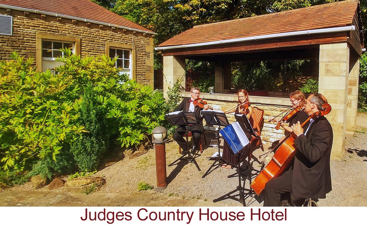 North East Soiree String Quartet_JudgesYarm